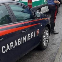 Minacce alla moglie Arrestato a Lezzeno