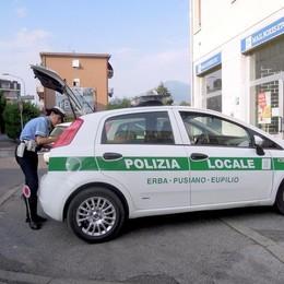 """Bimba sul pullman sbagliato  La """"ritrovano"""" i vigili urbani"""