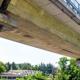 Viadotto Oltrecolle  Spesi 5,5 milioni  e ancora non è sicuro