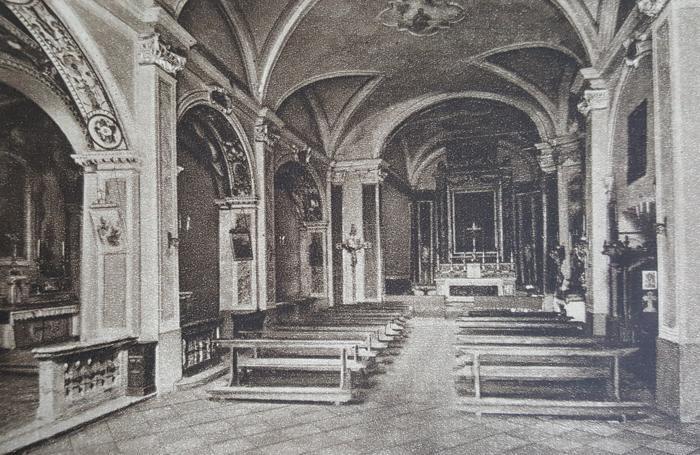La chiesa di San Provino a Como dove Alessandro Volta e Teresa Peregrini si sposarono