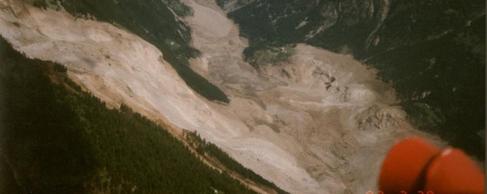 Alluvione Valtellina, 30 anni dopo  In edicola uno speciale di 8 pagine
