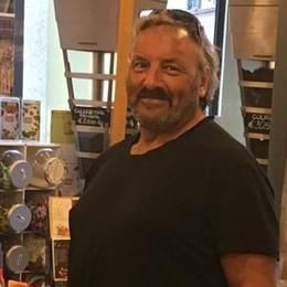 Stroncato da malore in casa  E' morto Massimo  Caronti