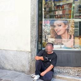 Il sindaco di Como  «Via i questuanti  e i venditori abusivi»