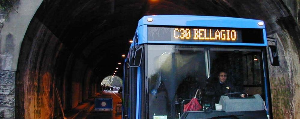 Blevio, la protesta sale sulla bus e vince  Da oggi una corsa in più per la Lariana