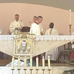 Bulgarograsso e Guanzate  Messa con il nuovo parroco