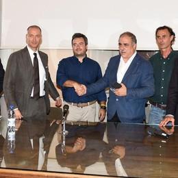 Calcio Como assegnato  al gruppo Nicastro-Renzi  Ardito allenatore, Pruzzo ds (video)