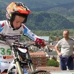 Campionato italiano trial  Curti vince tra i giovani