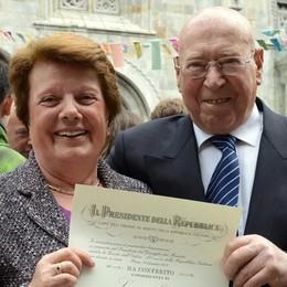 Brienno piange la morte di Enrico Cetti  Grande sportivo, 15 anni da vice sindaco
