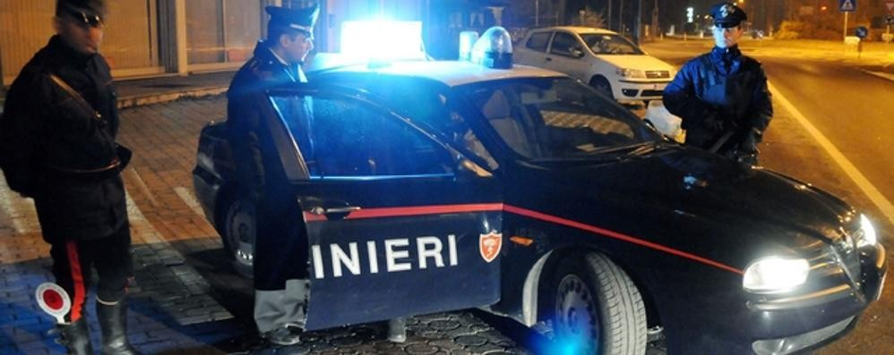 Tenta violenza all'ex moglie Arrestato a Vertemate