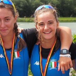 Coupe de la Jeunesse  Arianna Passini è di bronzo