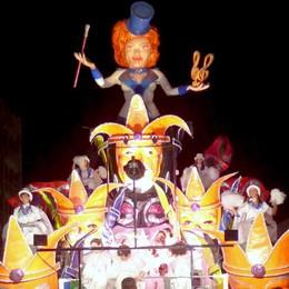 Carnevale di Cantù, conti in pareggio  Lisandrin vince la sfida dei carri