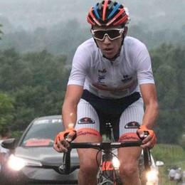 Ad Appiano Gentile  la tappa del Giro della Provincia