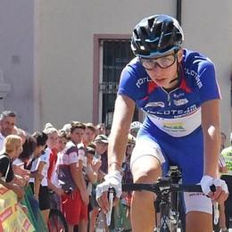 Giro della Provincia di Como  Meris vince la seconda tappa