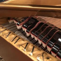 Manomesso il pianoforte Gravedona, salta il concerto