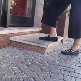 Mariano, gradini e barriere nei negozi    Quattro su cinque vietati alle carrozzine