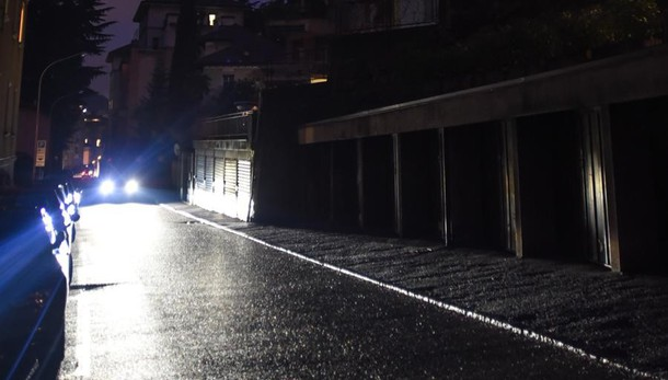 Maxi black-out in Provincia Situazione tornata alla normalità