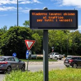 Viadotto e cantieri  Il Comune vara  il piano anti caos