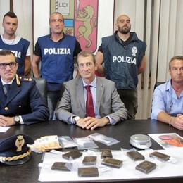 Gravedona, nobile  con villa    Vendeva cocaina e hascish in Valtellina