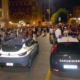 Terrorismo, blocchi di cemento  per il Mercoledrink a Cantù