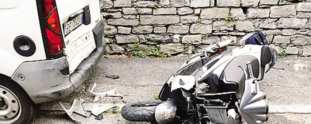 Incidente sulla Regina,  Due ragazzini in ospedale