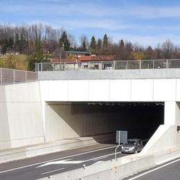 Tangenziale di Como  Crescita a sorpresa  del traffico: più 31%