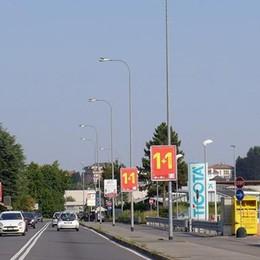 Cantù, arriva il 14° supermercato  «Via Milano diventerà più sicura»