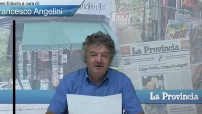 Video Edicola/Prima Pagina del 5 agosto 2017