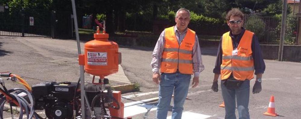 Volontari a Cantù, il futuro è a rischio  «Un tesoro da 30mila euro l'anno»
