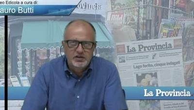 Video Edicola / Prima Pagina dell'8 agosto 2017