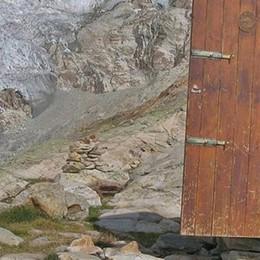 Cade durante una gita sul Monte Bianco  Paura per escursionista di Maslianico