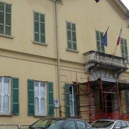 Stop a fiere, matrimoni ed eventi  Inagibile Villa Ceriani di Erba