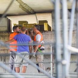 Viadotto, riaprire alle auto non basterà  Un altro anno sotto l'assedio dei Tir