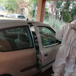 Inseguimento nella Bassa Comasca  Per fuggire abbandonano la droga