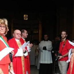 I tre campanili di Lurate Caccivio  ora sono una sola parrocchia