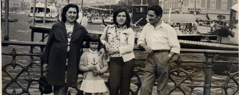 Sulle tracce della Merini e altri autori Parco letterario tra Como e Brunate