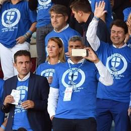 Andreucci: «Cresciamo»  Felleca: «Voglio più gente»