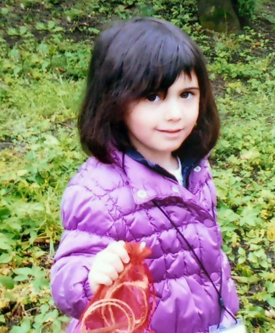 Arianna Torricelli aveva 4 anni