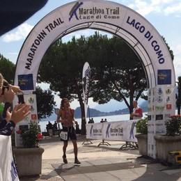 Trail Lago di Como, il corto va a De Bernardi e Peracca