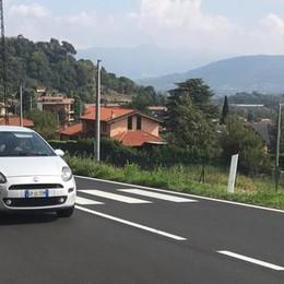 «Troppi corrono verso il Segrino»  Autovelox a sorpresa a Pusiano