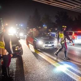 Montano, raduno di auto truccate  E fioccano le multe della Polizia