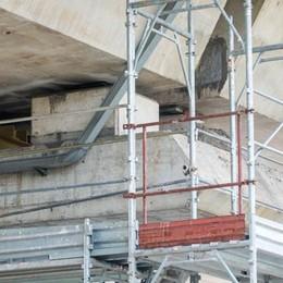 Como: il Comune porta   il viadotto in tribunale