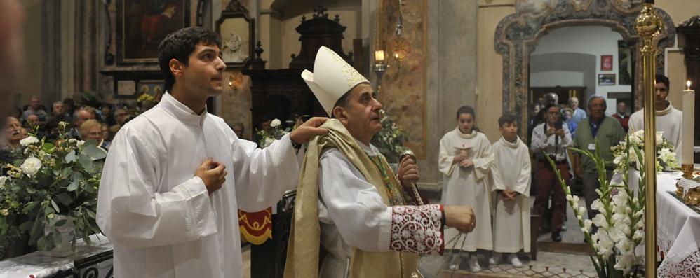 L'arcivescovo visita l'Erbese  «Siete il popolo che mi accompagna»