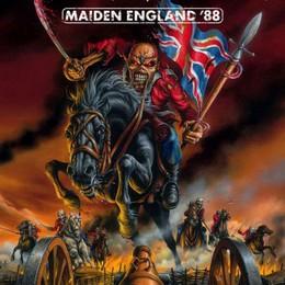 Gli Iron Maiden dell'88 Birmingham esce in dvd