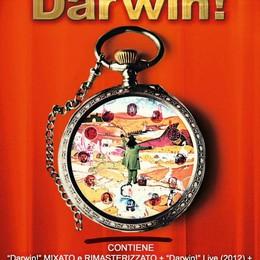 Ritorna Darwin! mitica icona prog