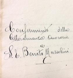 1Il documento originale depositato  nell'archivio comunale2 Michele Spagnuolo 3 Marcella Tili