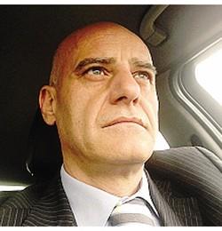 Mauro Caprani, sindaco  di Barni