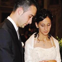 Il marito di Francesca:   «Una donazione per ricordarla»