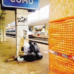 La rabbia dei pendolari:   «Il Comune ci abbandona»