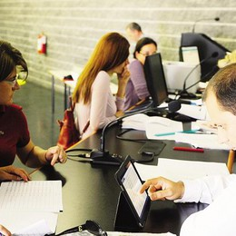Natale senza stipendio  per trecento professori