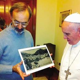«Io, comasco da Papa Francesco  A parlare di pace ed economia»
